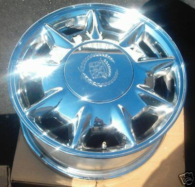 16 96 97 Cadillac Seville Chrome Wheel Rims Rim