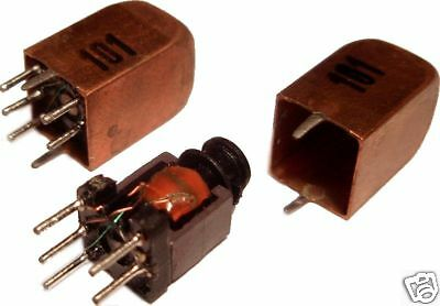 Variable Inductor RF Coil 101uH - 225uH Ham Radio Hobby (= Toko)