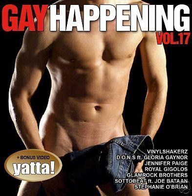 CD Gay Happening 17 von Various Artists