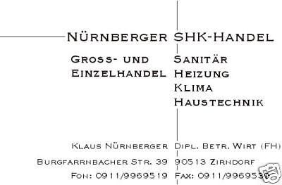 Nürnberger SHK-Handel