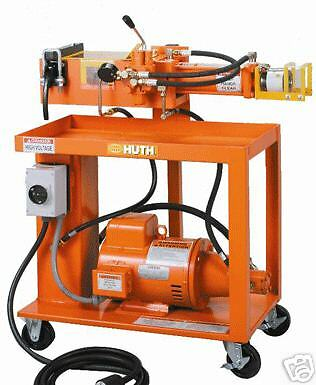 Huth 1673 Tube Expander / Reducer / Swager 1ph or 3ph