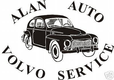 Alan Auto Volvo Service