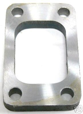 OBX T3 T03 Turbo Inlet FlangeFits All T3 T4 Hybird